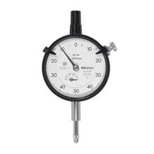 Kedalaman pengukuran 2045S Dial Indicator seri 2 tipe standar metrik Mitutoyo