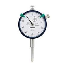 Kedalaman pengukuran 2050S-19 Dial Indicator seri 2 tipe standar metrik Mitutoyo