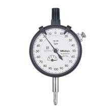 Kedalaman pengukuran 2109S-10 Dial Indicator seri 2 tipe standar metrik Mitutoyo