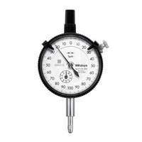Kedalaman pengukuran 2113S-10 Dial Indicator seri 2 tipe standar metrik Mitutoyo