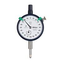 Kedalaman pengukuran 2118S-10 Dial Indicator seri 2 tipe standar metrik Mitutoyo