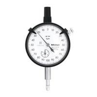 Kedalaman pengukuran 2119S-10 Dial Indicator seri 2 tipe standar metrik Mitutoyo