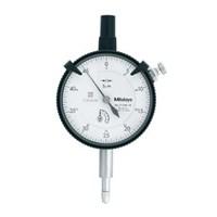 Kedalaman pengukuran 2124S-10 Dial Indicator seri 2 tipe standar metrik Mitutoyo