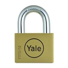 Yale Padlock Y117D-50-127 Disc 50mm