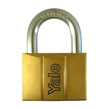 Yale Padlock Y140-60 140 Series Brass 60mm