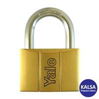 Yale Y140-70 140 Series Brass 70 mm Padlock