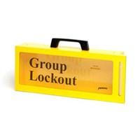 Brady LG252M Metal Wall Lock Box Only