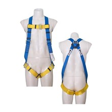Protecta First 1390010 5-Points Adjustment Full Body Harness with Dorsal D-Ring