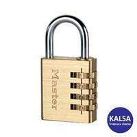 Master Lock 604EURD Combination Padlocks