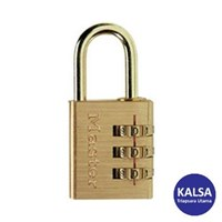 Master Lock 630EURD Combination Padlocks