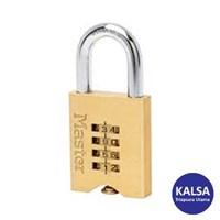 Master Lock 651EURD Combination Padlocks