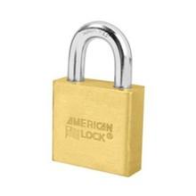 American Lock A6570 Rekeyable Solid Brass Padlocks