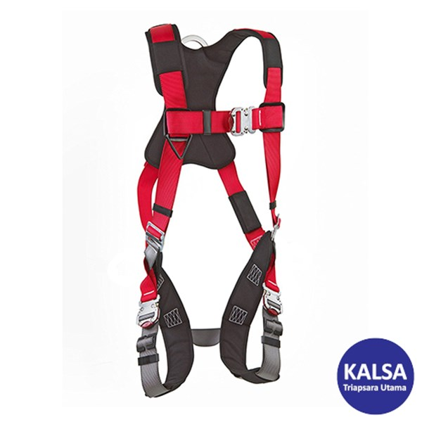 Protecta Pro 1191259 Small Vest Body Harness with Comfort Padding