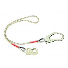 Protecta Pro AL410C Connecting Lanyard with Thimble Ends