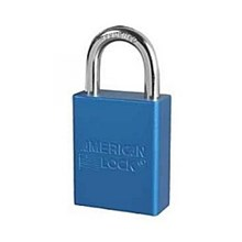 American Lock A1105BLU Safety Lockout Padlocks