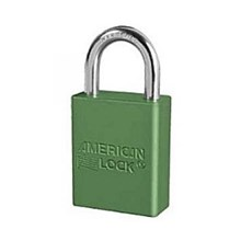 American Lock A1105GRN Safety Lockout Padlocks