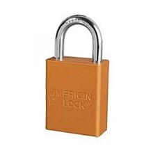 American Lock A1105ORJ Safety Lockout Padlocks