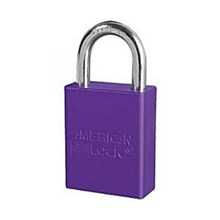 American Lock A1165PRP Safety Lockout Padlocks
