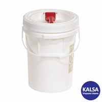 SpillTech A5OVER Empty 5-Gallon Pail with Screw Top Lid
