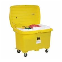 "SpillTech SPKO-CART5 Oil Only with 5"" Wheels Spill Cart Kit"