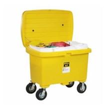 "SpillTech SPKO-CART8 Oil Only with 8"" Wheels Spill Cart Kit"