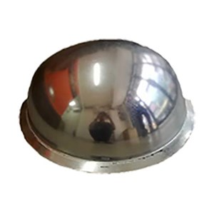 Techno 0190 Dome Mirror
