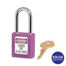 Master Lock 410MKPRP Master Keyed Safety Padlocks