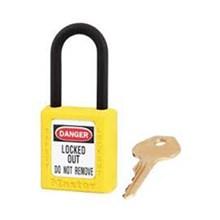 Master Lock 406MKYLW Master Keyed Safety Padlocks