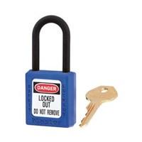 Master Lock 406MKBLU Master Keyed Safety Padlocks 1