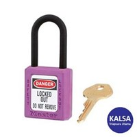 Master Lock 406PRP Keyed Different Safety Padlocks 1