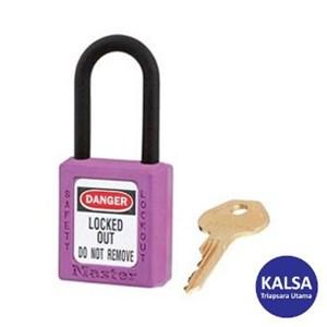Master Lock 406PRP Keyed Different Safety Padlocks