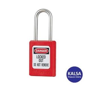Master Lock S31KARED Keyed Alike Safety Padlocks
