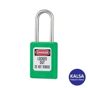 Master Lock S31KAGRN Keyed Alike Safety Padlocks