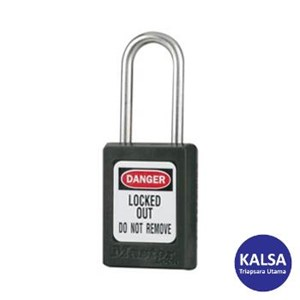 Master Lock S31BLK Keyed Different Safety Padlocks