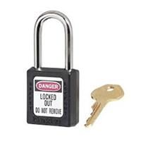 Master Lock 410KABLK Keyed Alike Safety Padlocks 1
