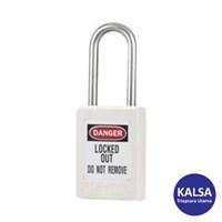 Master Lock S31MKWHT Master Keyed Safety Padlocks 1