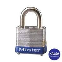 Master Lock 3BLU Keyed Different Steel Safety Padlocks 1