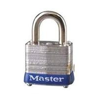 Master Lock 3KABLU Keyed Alike Steel Safety Padlocks 1