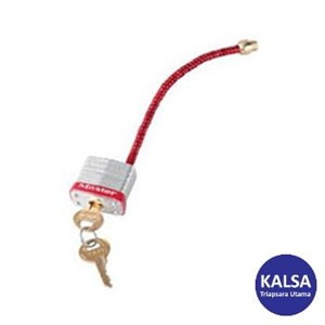 Master Lock 7KAC5RED Circuit Breaker Switch Padlocks