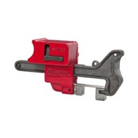 Master Lock S3068 Seal Tight Handle On Ball Valve Lock Outs 1
