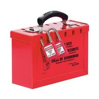 Master Lock 498A Group Lock Out Boxes 1