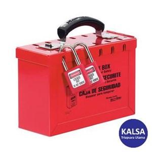 Master Lock 498A Group Lock Out Boxes