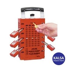 Master Lock 503RED Group Lock Out Boxes
