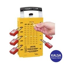 Master Lock 503YLW Group Lock Out Boxes