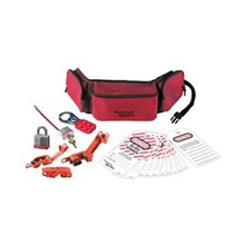 Master Lock 1456E3 Personal Lock Out Pouches