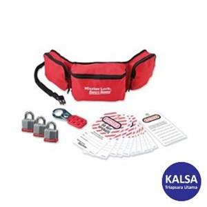 Master Lock 1456P3KA Persoanal Lock Out Pouches
