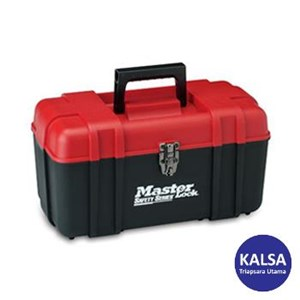 Master Lock S1017 Empty Small Tool Box Lock Out Kits