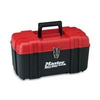 Master Lock S1023 Empty Medium Tool Box Lock Out Kits 1