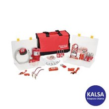 Master Lock 1458E410 Electrical Group Lock Out Kits