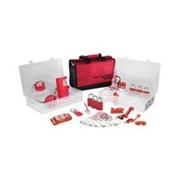 Master Lock 1458E1106 Electrical Group Lock Out Kits 1